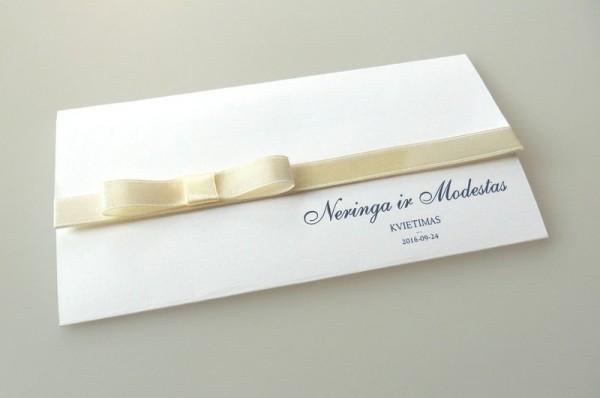 Vestuvinis kvietimas VK71
